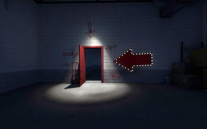 door-and-arrows