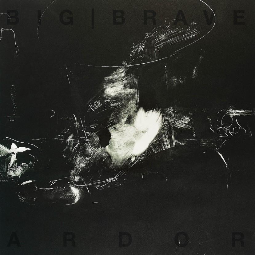 BIG BRAVE Ardor cover